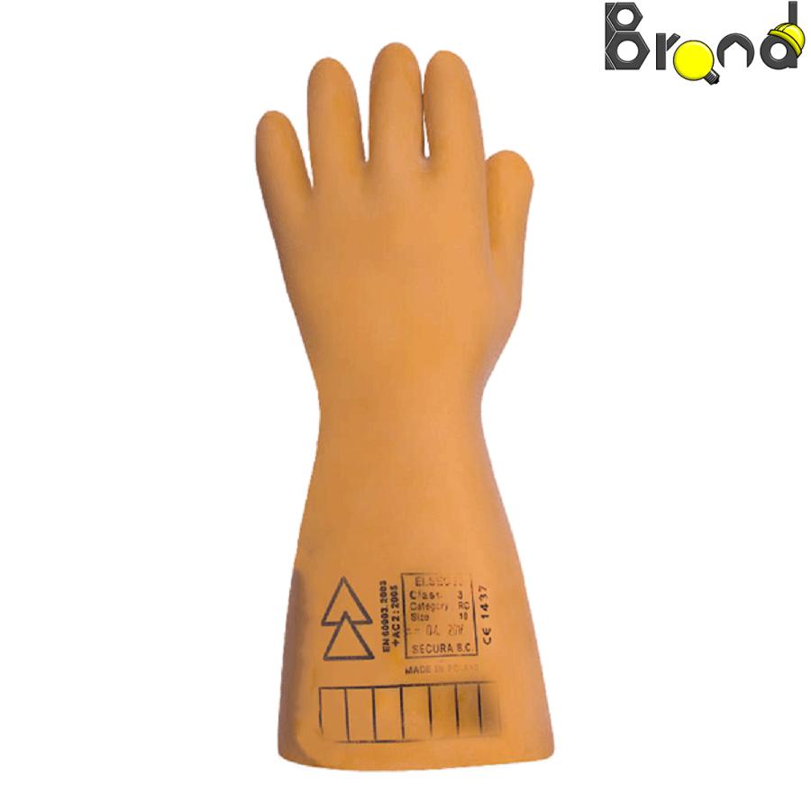 دستکش عایق برق Secura کلاس ۳