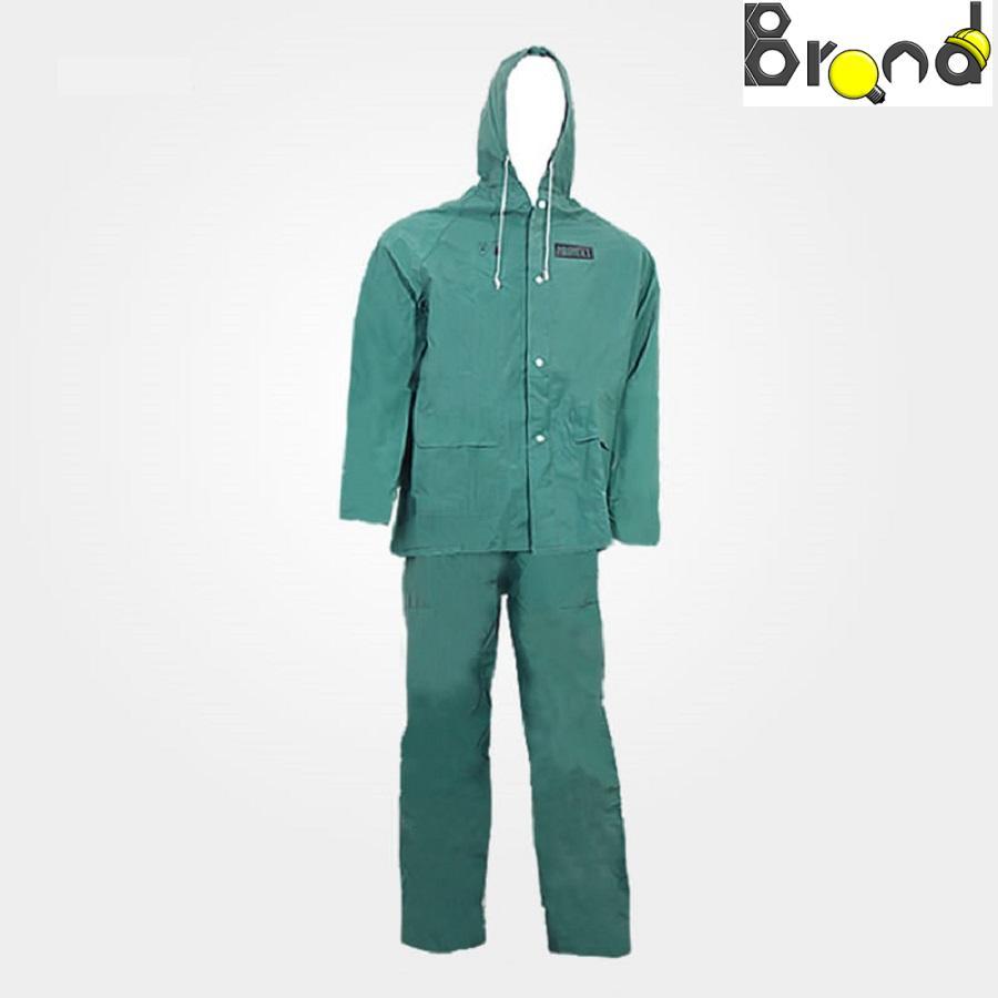 لباس کار ضد اسید پرومکس عکس ۱ Promax , لباس کار شیمیایی، سبز، چینی