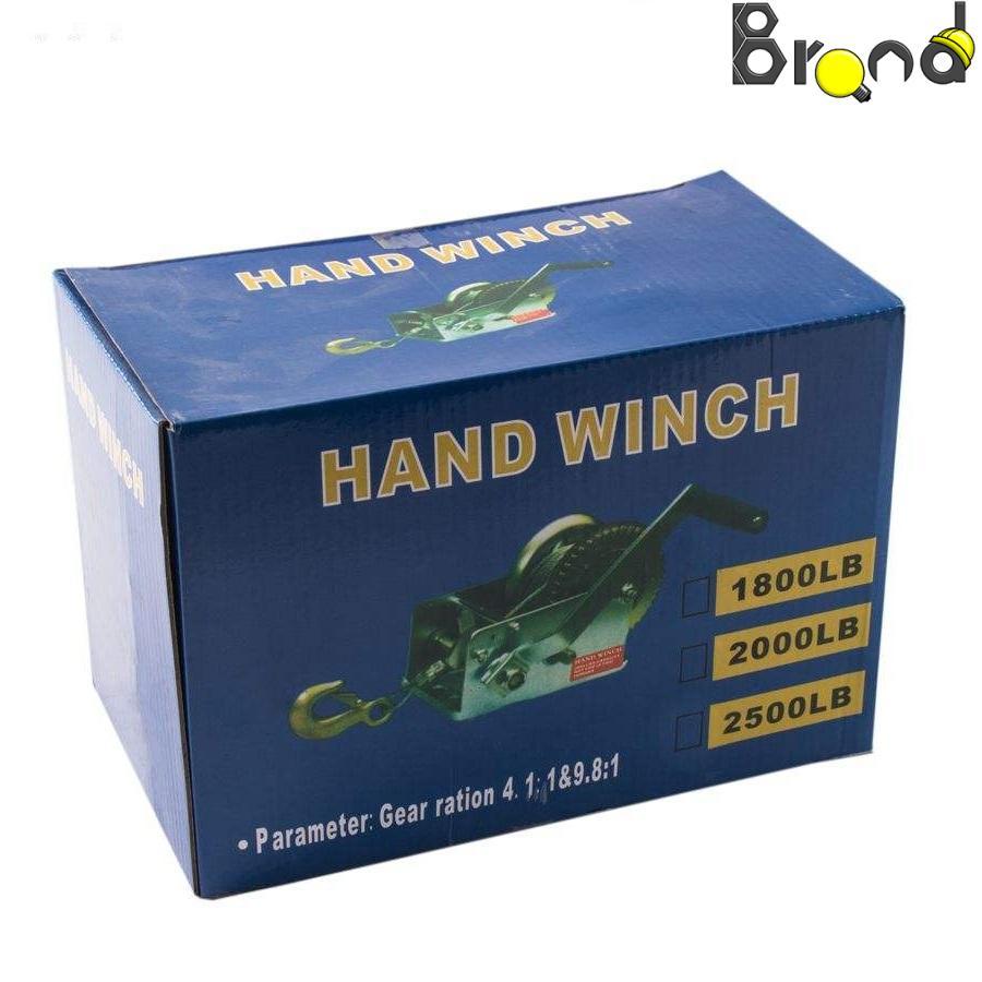 وینچ دستی ویتال مدل PD2500