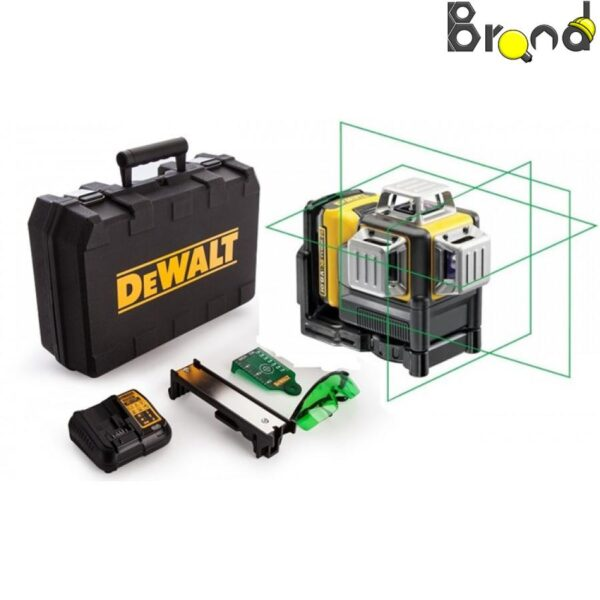 تراز لیزری شارژی لیتیوم دیوالت مدل DCE089D1G