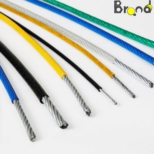 Wire Rope Coated , خرید و فروش سیم بکسل روکش دار