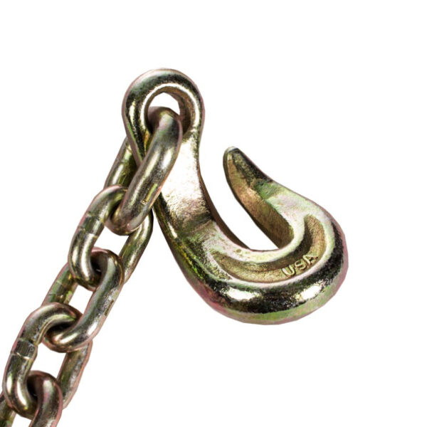 قیمت زنجیر یک سر قلاب