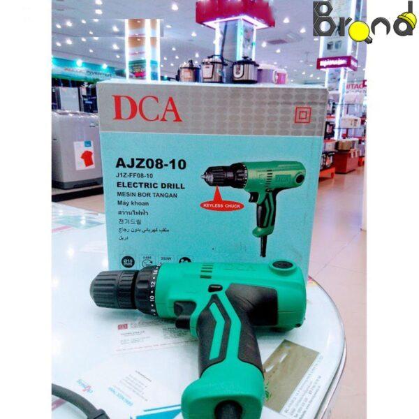 دریل پیچ گوشتی دی سی ای مدل AJZ08-10
