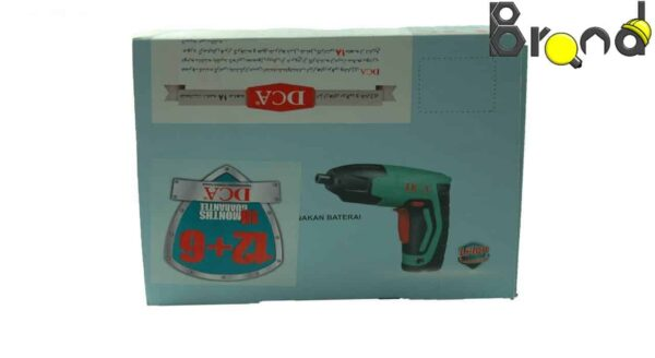 پیچ گوشتی شارژی دی سی ای مدل ADPL02-5