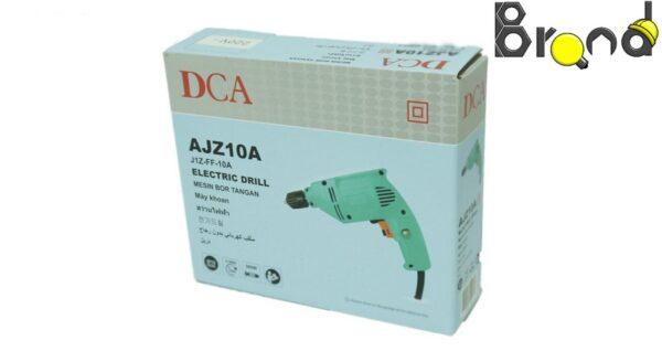 دریل دی سی ای مدل AJZ10A
