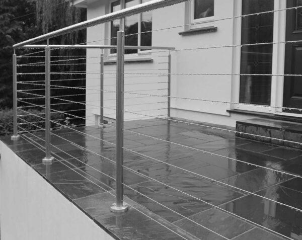 سیم بکسل استنلس استیل ۳۱۶ نگیر, Stainless Steel Wire Rope , ساختار ۱۹۶, خرید قیمت فروش, ساختار ۷۷