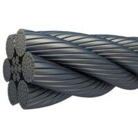سیم بکسل استیل بگیر ۳۰۴ ساختار 7X7, سیم بکسل استیل نگیر ۳۱۶ ساختار 7X7, Stainless Steel 316 Wire Rope